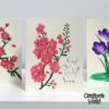 card, business card, business flyers, hand made cards, hand made craft, cheap wedding cards, wedding cards toronto, paint cards, flower cards, blossom flower