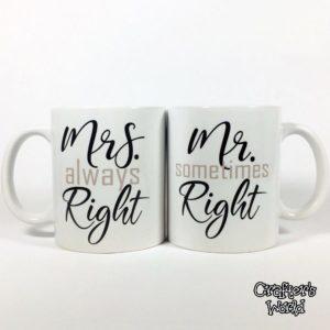 Mr. & Mrs. Right