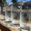 Crafter's World Custom Etched Glasses