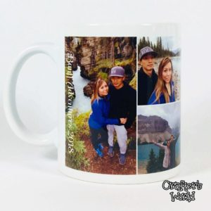 Photo Mug – Six Photos