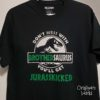Crafter's World Custom T-Shirt Brothersaurus