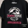 Crafter's World Custom T-Shirt Mommasaurus