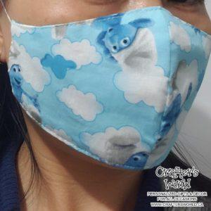 DIY Face Mask Ninja Style